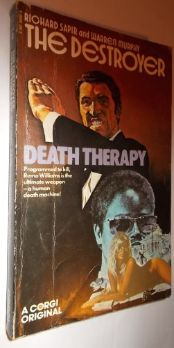 Death Therapy (The Destroyer) (0523412215) by Warren Murphy; Richard Sapir