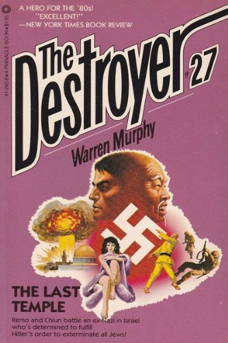 9780523412429: The Destroyer #27 (The Last Temple)