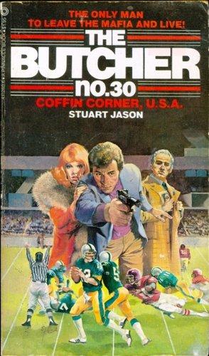 Coffin Corner (Butcher, No 30.): Stuart Jason