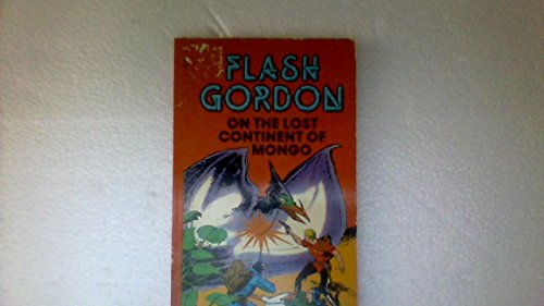9780523413341: Flash Gordon On the Lost Continent of Mongo