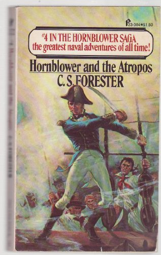 9780523413891: Hornblower Saga #4: Hornblower and the Atropos