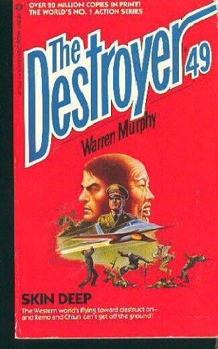 9780523415598: Skin Deep (The Destroyer #49)