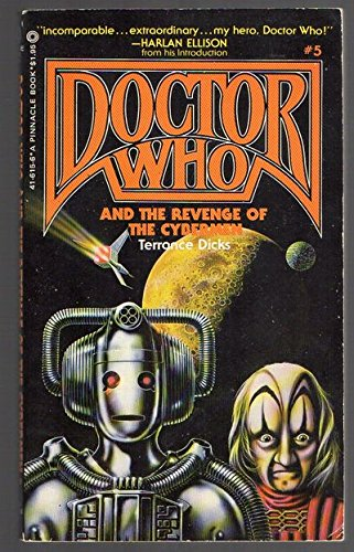 9780523416151: Doctor Who and the Revenge of the Cybermen #5