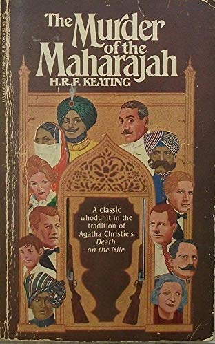 9780523416250: The Murder of the Maharajah