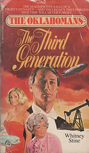 9780523416625: The Third Generation (The Oklahomas Series)