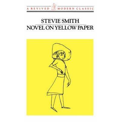 9780523416830: Novel on Yellow Paper