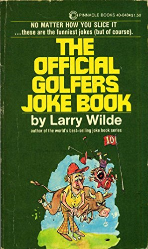 9780523417271: Official Golfers Joke Book