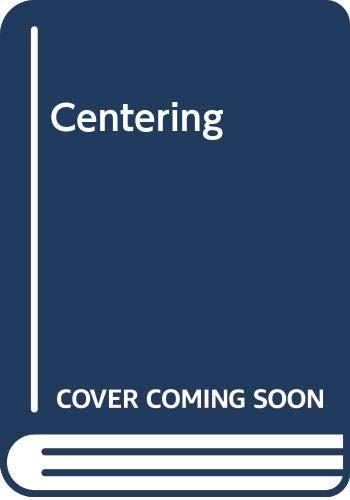 9780523417301: Centering