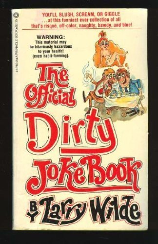 9780523417806: The Official Dirty Joke Book