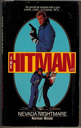 9780523419299: Nevada Nightmare (The Hitman, No 3)