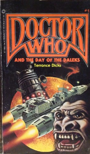 Doctor Who and the Day of the Daleks: Dicks, Terrance