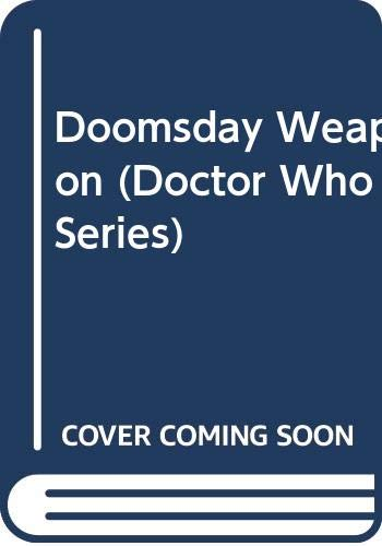 9780523420059: Doomsday Weapon (Doctor Who Series)
