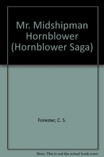 9780523420530: Mr. Midshipman Hornblower (Horatio Hornblower)