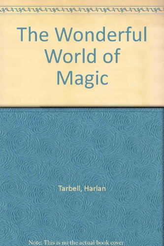 9780523420769: The Wonderful World of Magic