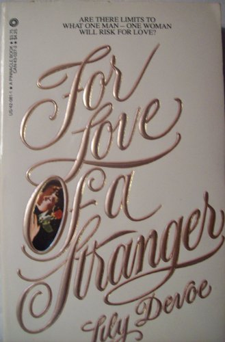9780523420813: For Love of a Stranger