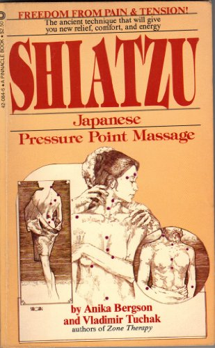 9780523420844: Shiatzu Japanese Pressure Point Massage