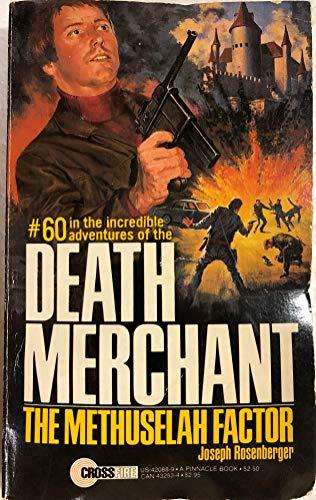 9780523420882: The Methuselah Factor (Death Merchant)