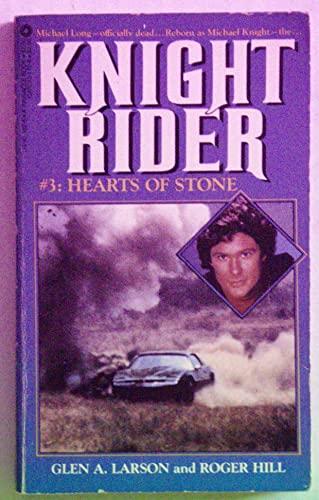 Hearts of Stone (Knight Rider): Larson, Glen A.