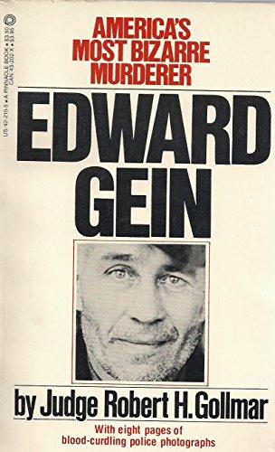 9780523422107: Edward Gein