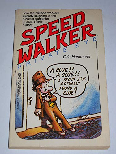 Speed Walker, Private Eye