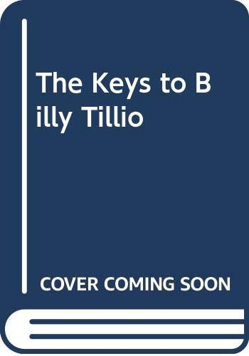The Keys to Billy Tillio (0523422555) by Blau, Eric