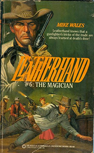 9780523423173: The Magician (Leatherhand)