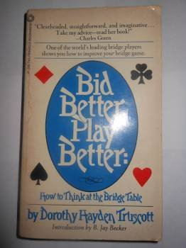9780523423272: Bid Better, Play Better