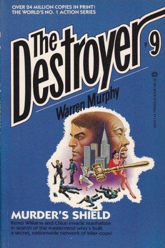 Murders Shield: The Destroyer # 9: Warren Murphy