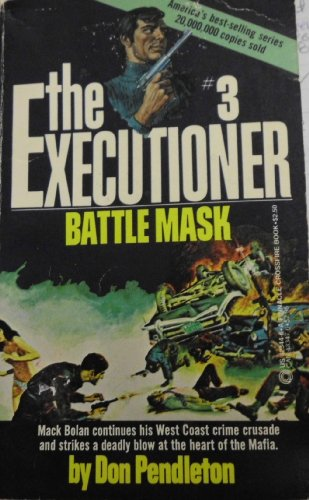 9780523423449: Battle Mask