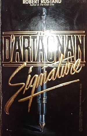 9780523423920: The D'Artagnan Signature