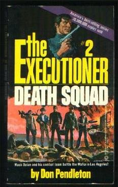 Death Squad (The Executioner #2)
