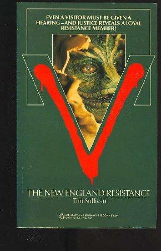 9780523424675: V: The New England Resistance