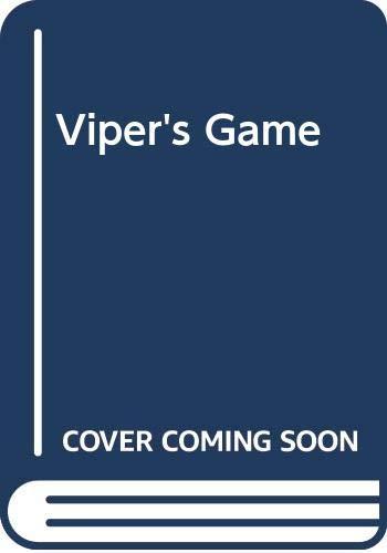 9780523424798: Viper's Game