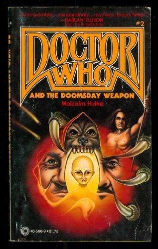 9780523424972: Dr. Who and the Doomsday Weapon