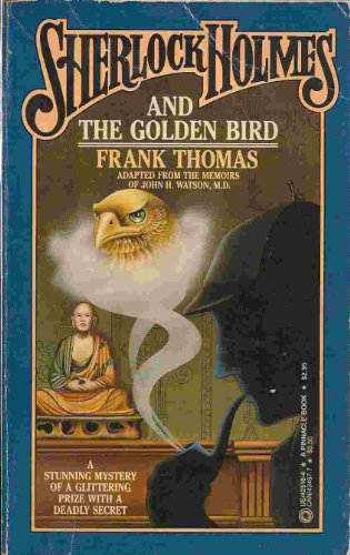 Sherlock Holmes and the Golden Bird: Thomas, Frank