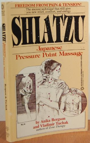 9780523425269: Shiatzu Japanese Pressure Point Massage