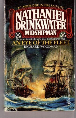 9780523425450: An Eye of the Fleet (Nathaniel Drinkwater, Midshipman, No. 1)