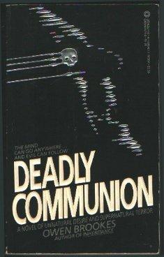 9780523425740: Deadly Communion