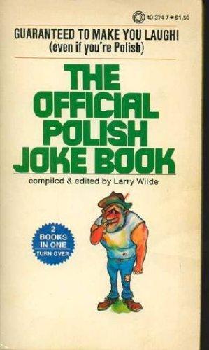 9780523426068: The Official Polish Joke Book