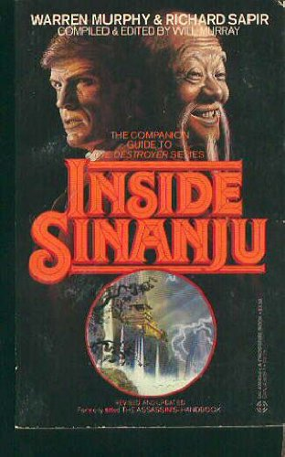 Inside Sinanju (0523426836) by Warren Murphy; Richard Sapir
