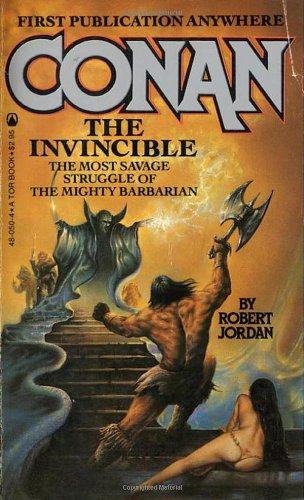 9780523480503: Conan the Invincible (Conan #1)