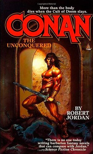 9780523480534: The Unconquered