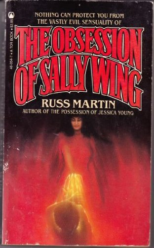 9780523480541: The Obsession of Sally Wing
