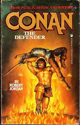 9780523480633: Conan the Defender