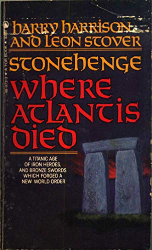 Stonehenge: Where Atlantis Died: Harrison, Harry