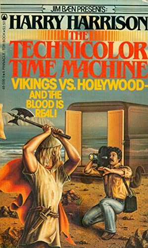 9780523485065: The Technicolor Time Machine (Tor Science Fiction)
