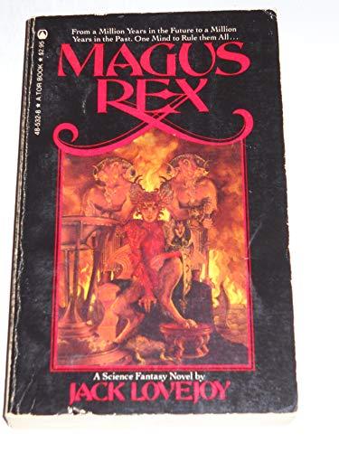 Magus Rex: Lovejoy, Jack