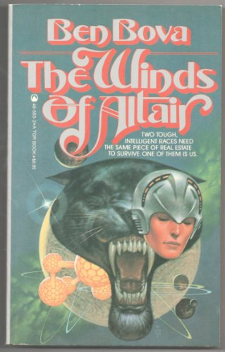 9780523485836: The Winds of Altair (Tor Science Fiction, 31)