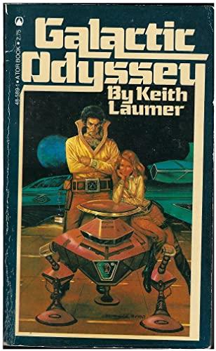 Galactic Odyssey: Keith Laumer