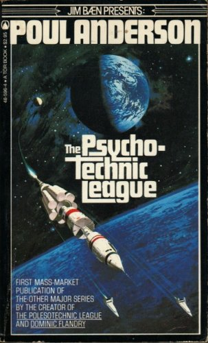 9780523485966: The Psychotechnic League